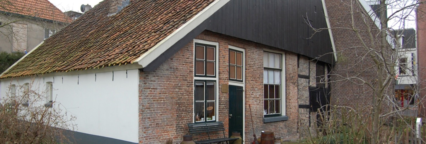 Wevershuisje Theaterhotel Almelo